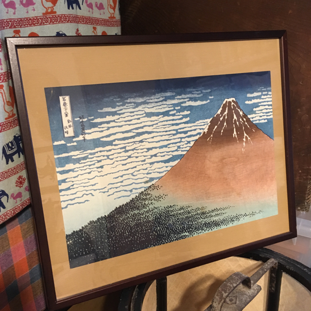 itomataro-葛飾北斎 赤富士.jpg